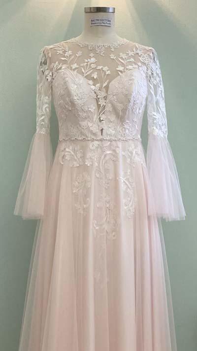 Hochzeitskleid Rosa